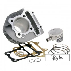 Cylinder kit Naraku 160cc (58.5mm) Forged Piston for GY6 125-150cc