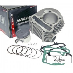 Cylinder kit Naraku 170cc (61mm) for GY6 125-150cc