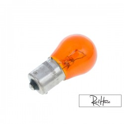 Turn Signal Bulb BAU15S (12V-21W)  PY21W Orange