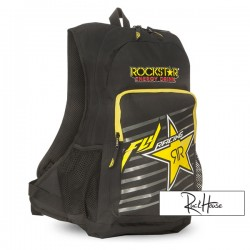 Backpack Fly Jump Rockstar