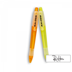 Malossi Yellow/Orange Pen