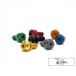 End Caps Anodized Bolt Two Brothers Racing