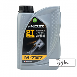 Most 2T Racing Oil 100% Synthetic (500ml)