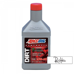 Amsoil 4T Racing Oil 10W40 100% Synthetic (1L)