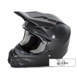 Helmet Fly Kinetic Solid Black