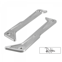 Billet Step Rails TRS Aluminium