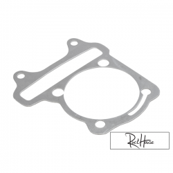 Cylinder base gasket Taida 1mm (65.5mm) 54mm spacing for GY6 150cc Engine 54mm