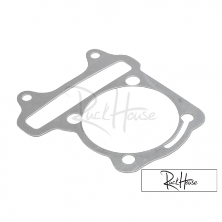 Cylinder base gasket Taida 1 5mm (65 5mm) 54mm spacing for GY6 150cc Engine  54mm - Ruckhouse