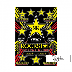 Sticker kit FX Rockstar