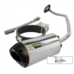 Exhaust Two Brothers Racing Ruckus Fatty (Aluminium)