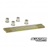 Extended Cylinder Studs 130mm (Dio)