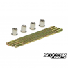 Extended Cylinder Studs 140mm (Dio)