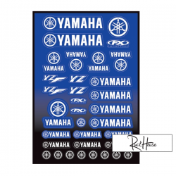 Sticker kit FX Yamaha