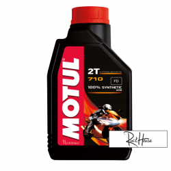 Motul 2T Oil 710 Racing 100% Systhetic (1L)