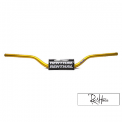 Handlebar Rental Fatbar Gold 1-1/8'' (740mm)