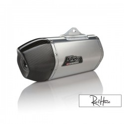 Exhaust Yoshimura RS-9 Full System Stainless Honda Grom 2014-2016