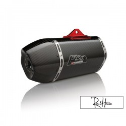 Exhaust Yoshimura RS-9 Full System Grom (Carbon)